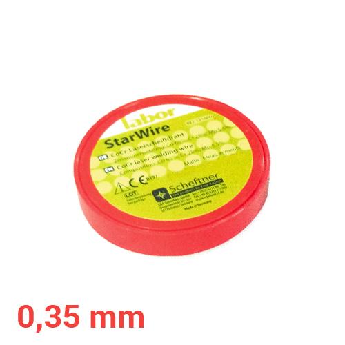 StarWire Rouleau de soudure laser CoCr 0,35mm 121600