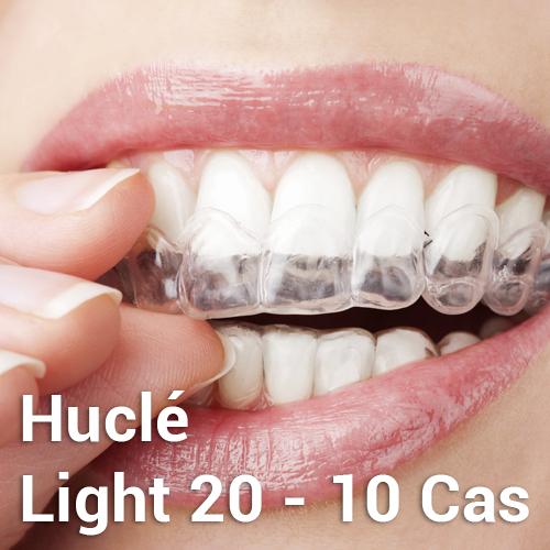 Huclé Light 20 - 10 Cas