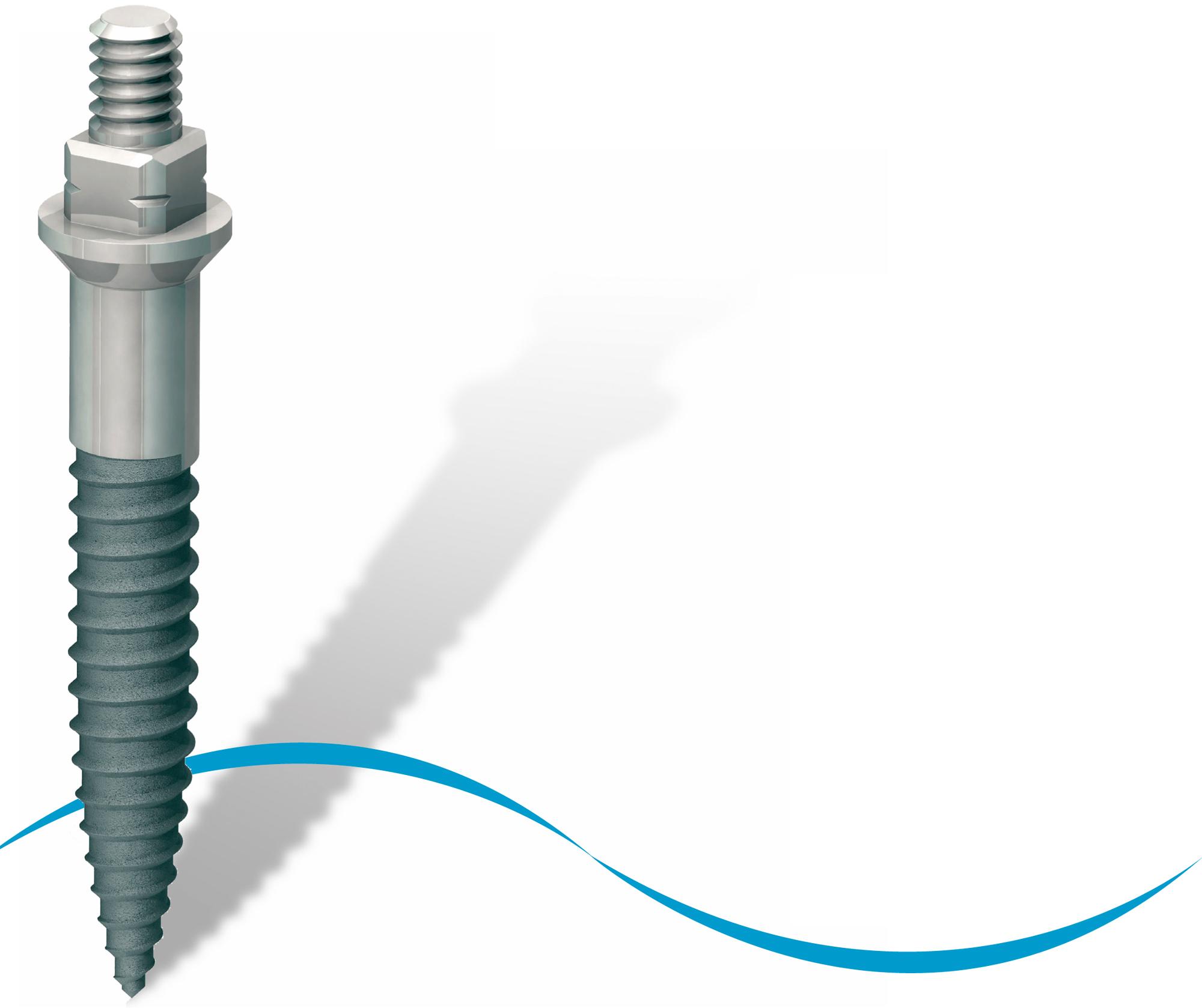 Implant étroit ANEW de Dentatus